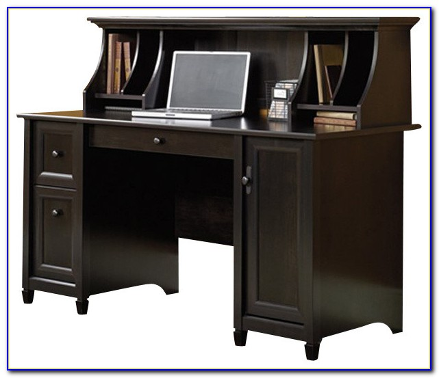 Sauder Computer Desk With Hutch Antique Paint