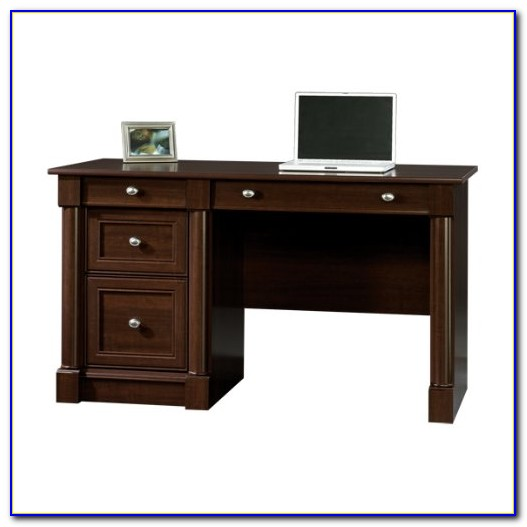 Sauder Select Cherry Computer Desk