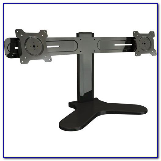 Siig Dual Monitor Mount Desk Stand