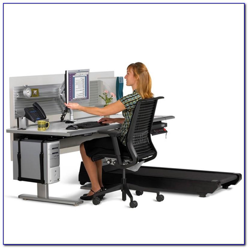 Sit Stand Treadmill Desk