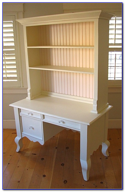 Small Desk Hutch Only