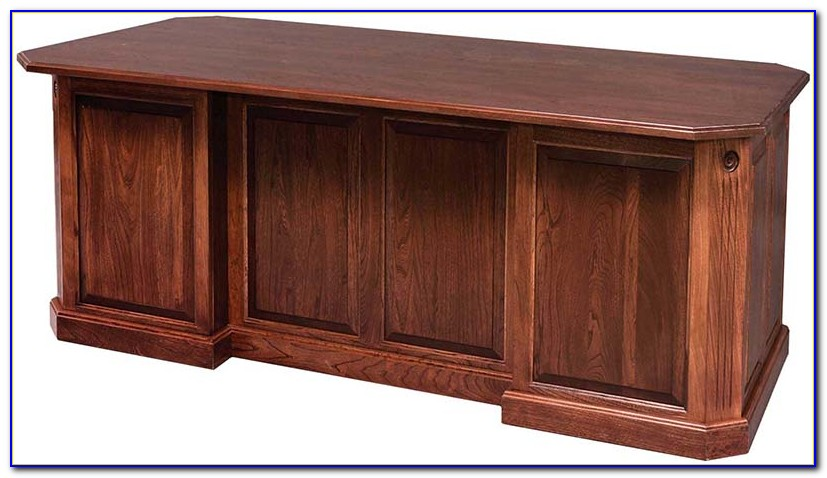 Solid Cherry Executive Office Furniture