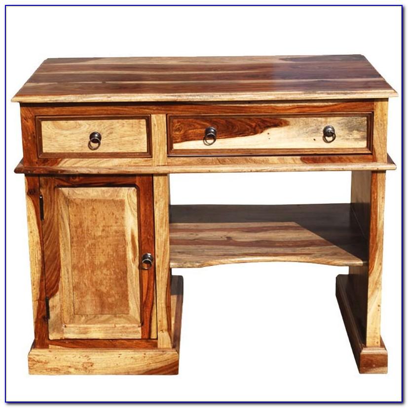 Solid Wood Computer Desks Uk