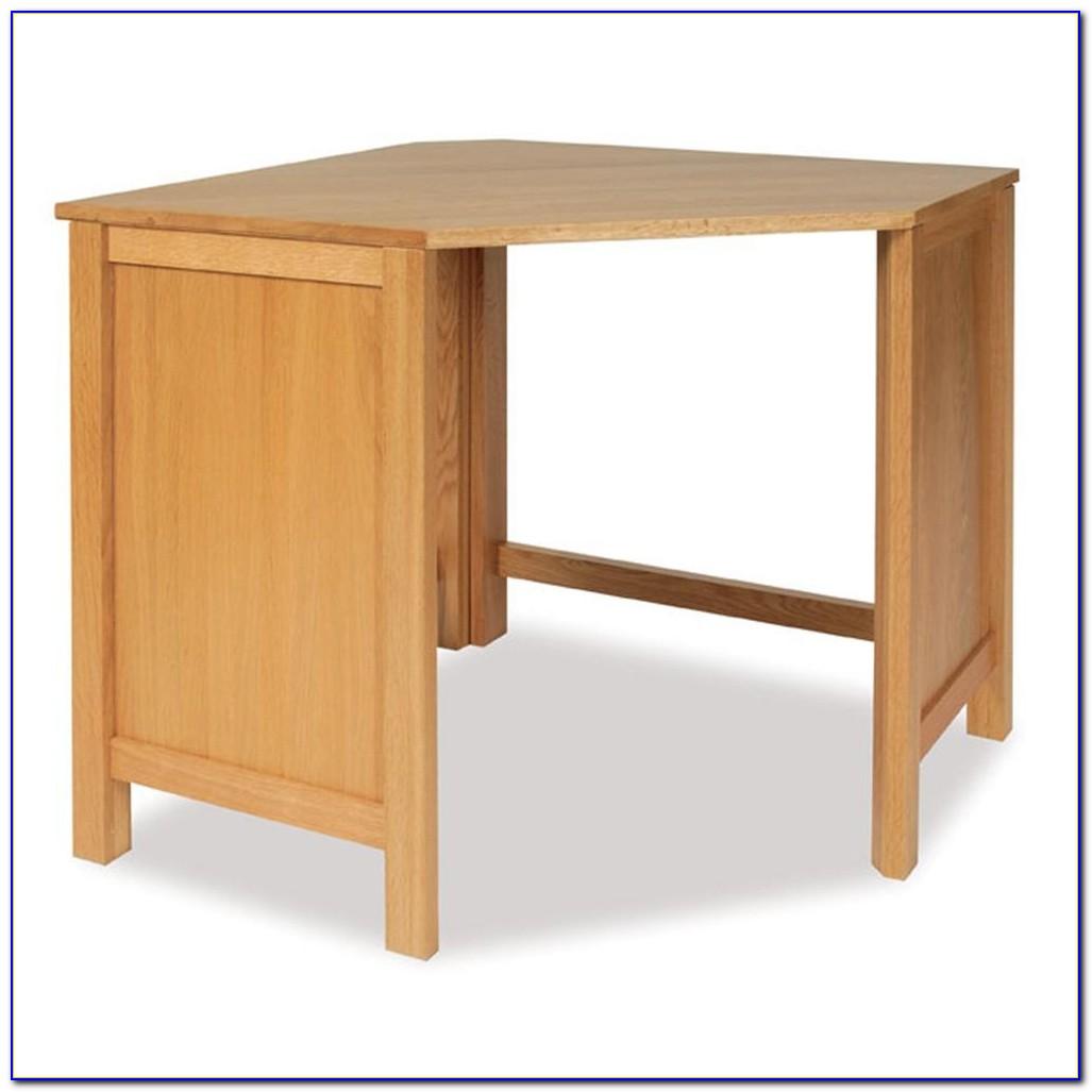 Solid Wood Corner Computer Desk Uk