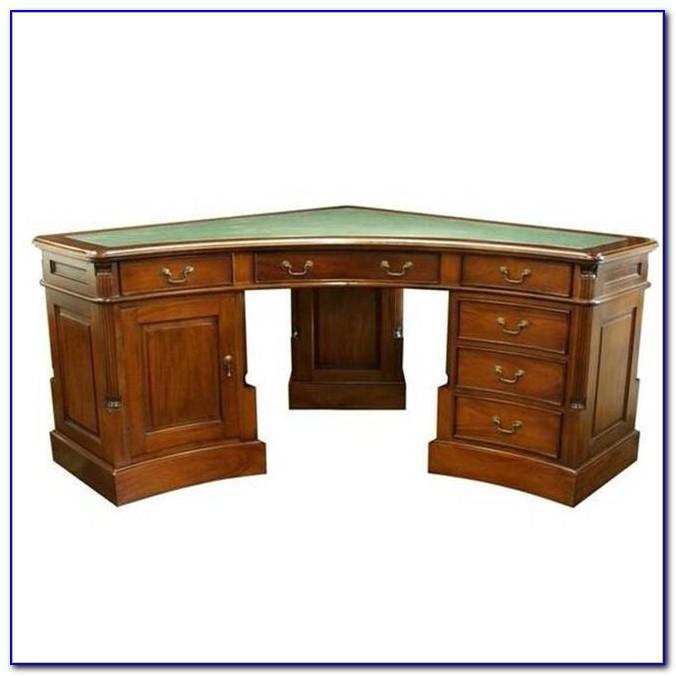 Solid Wood Corner Desks