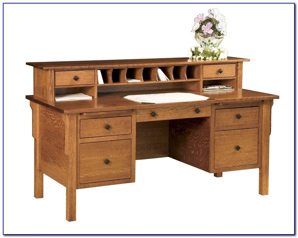 Solid Wood Office Desk Cape Town