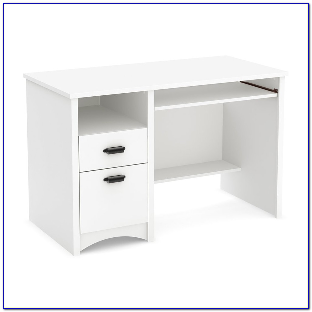 South Shore Gascony Desk White