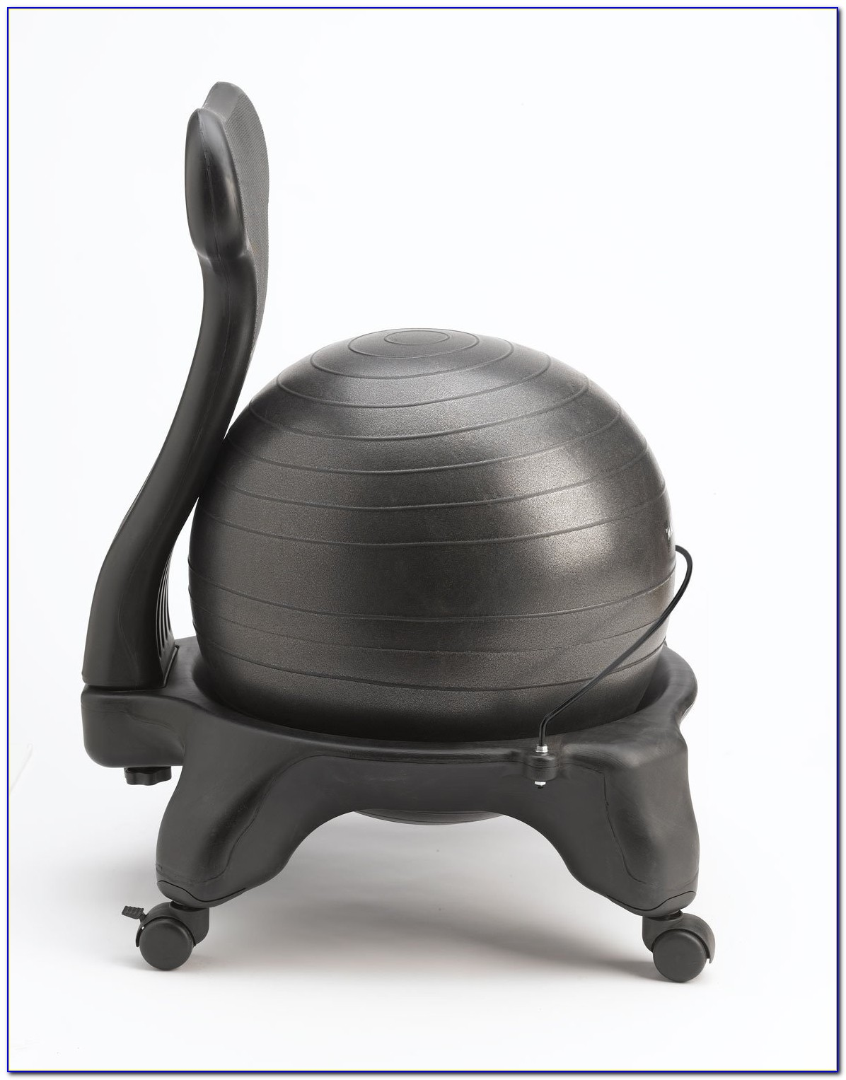 Stability Ball Office Chair With Arms