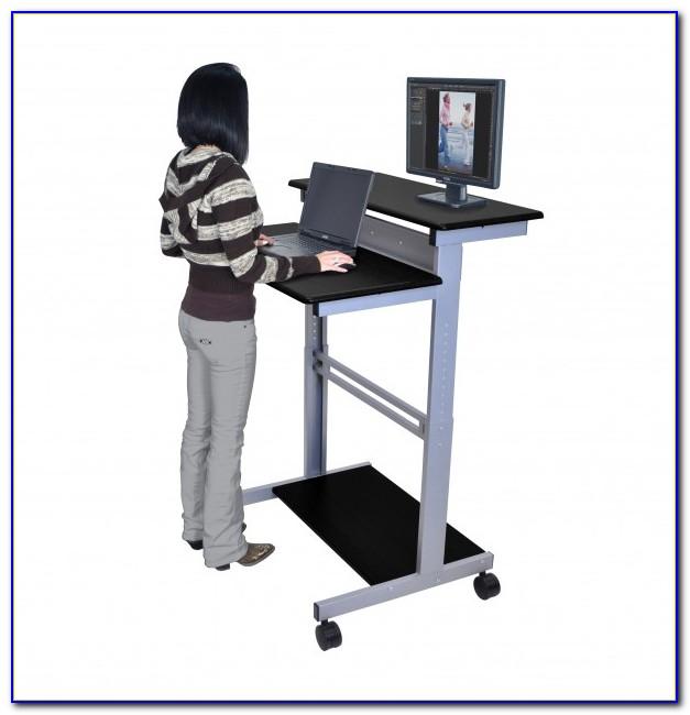 Stand Up Computer Desk Australia