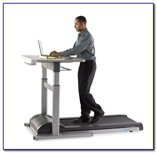 Standing Desk For Treadmill