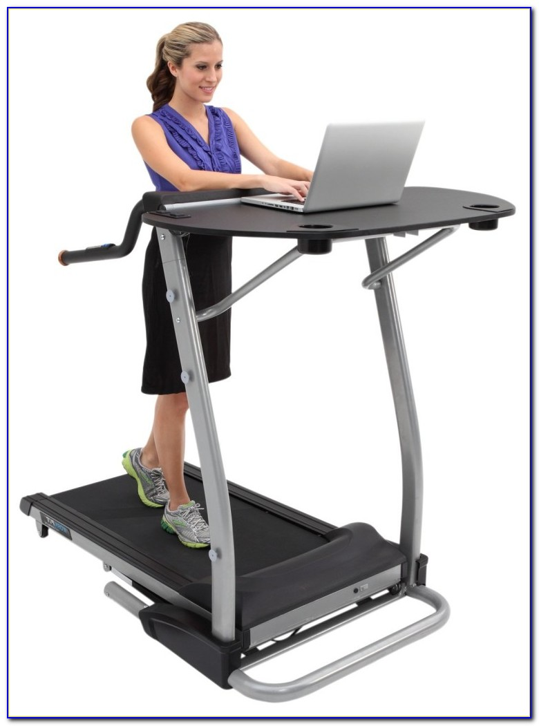 Standing Desk Vs Treadmill