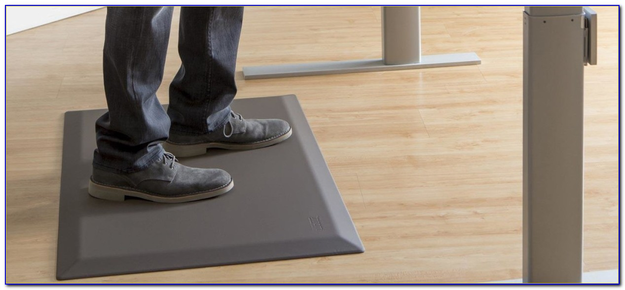 Standing Mat For Desk
