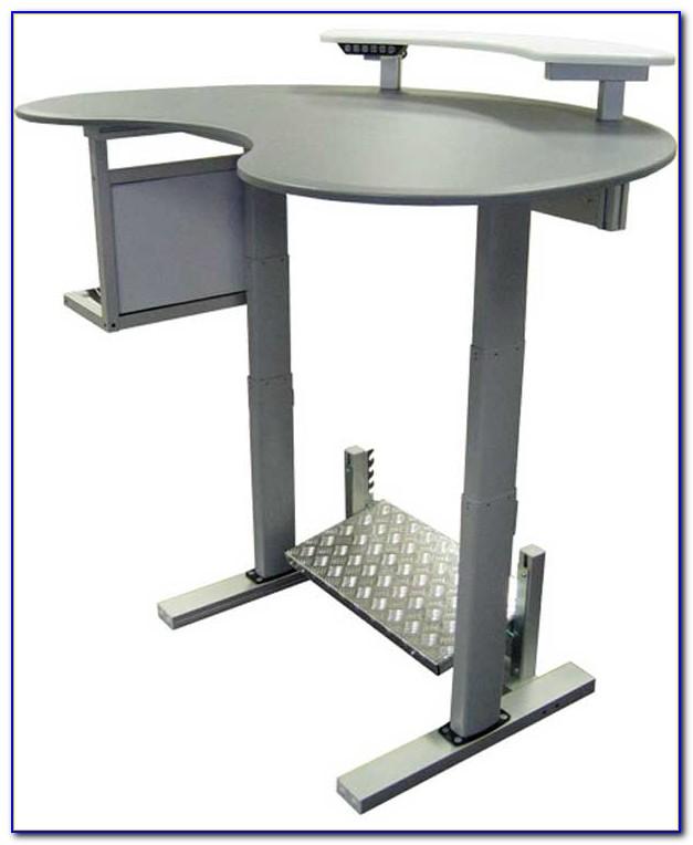 Standing Up Computer Desk
