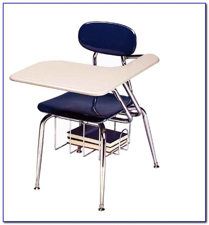 Students Desks And Chairs