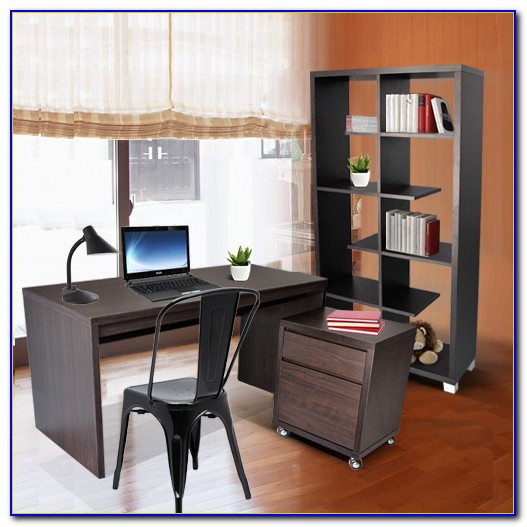 Study Table With Bookshelf India