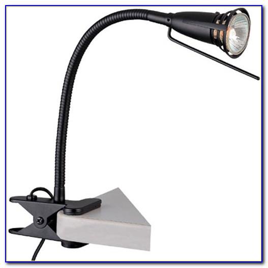 Tensor Gooseneck Halogen Desk Lamp