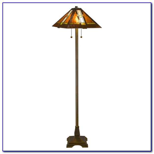 Tiffany Style Floor Lamps Mission