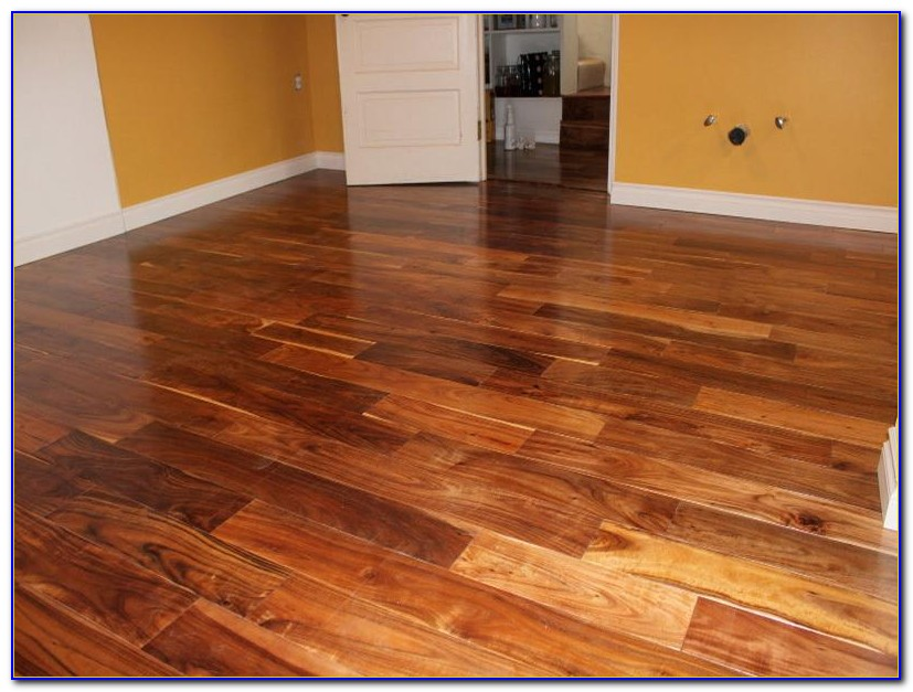 Types Of Hardwood Floors Finishes