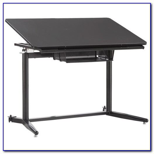 Use Drafting Table As Standing Desk