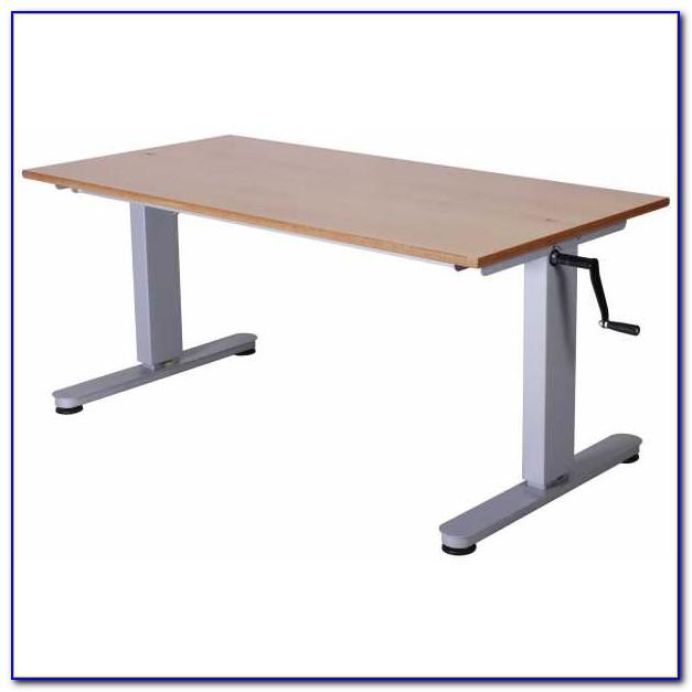 Used Adjustable Height Desk