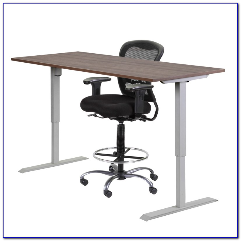 Used Height Adjustable Standing Desk