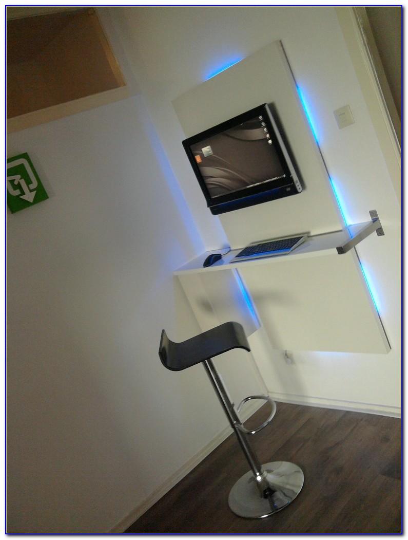 Wall Mounted Computer Desk Ebay