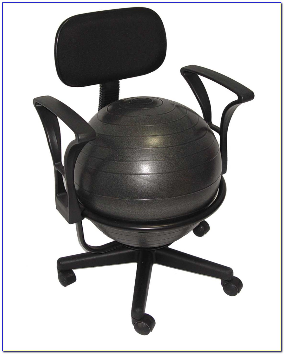 What Size Stability Ball For Desk Chair