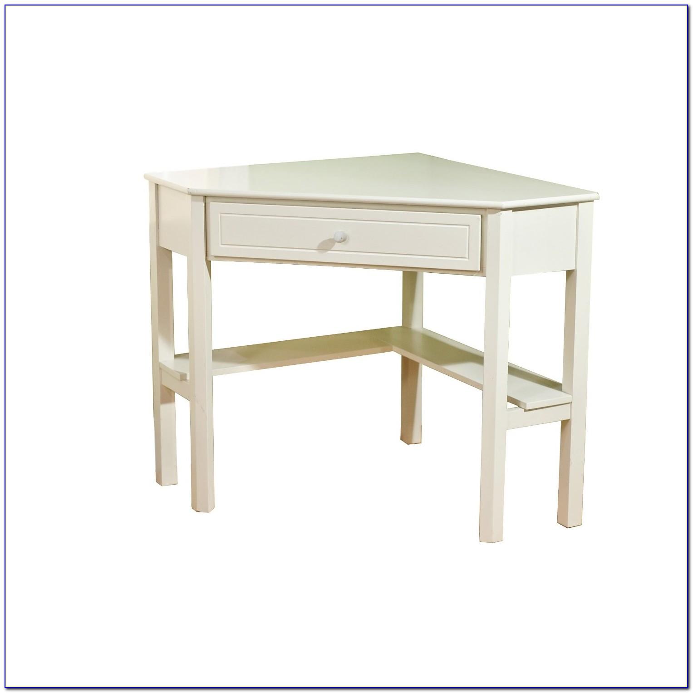 White Corner Computer Desk Argos