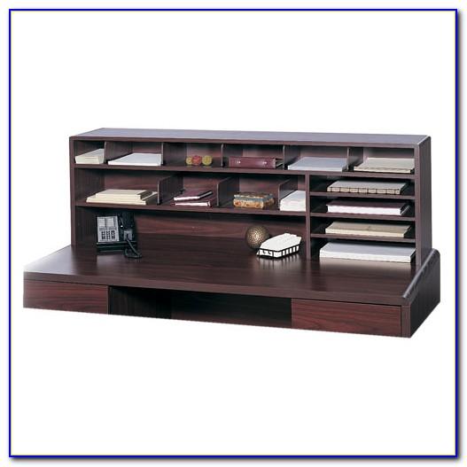 Wooden Desk Top Organizers