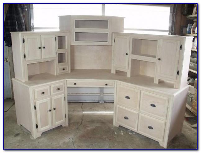 Woodworking Plans Computer Desk