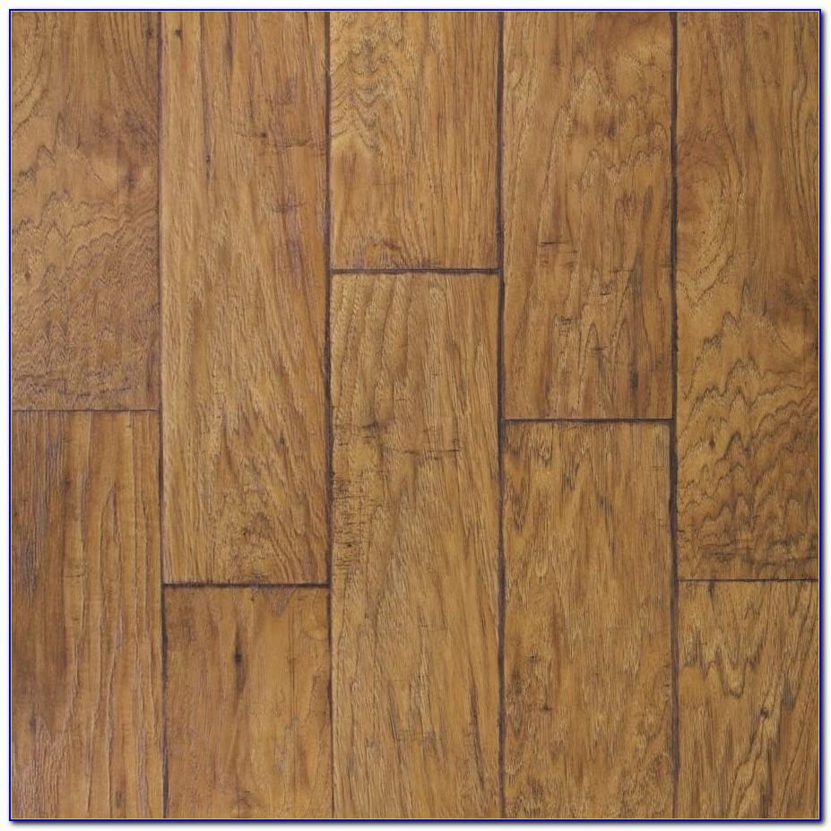 Allen Roth Laminate Flooring Handscraped Driftwood Oak