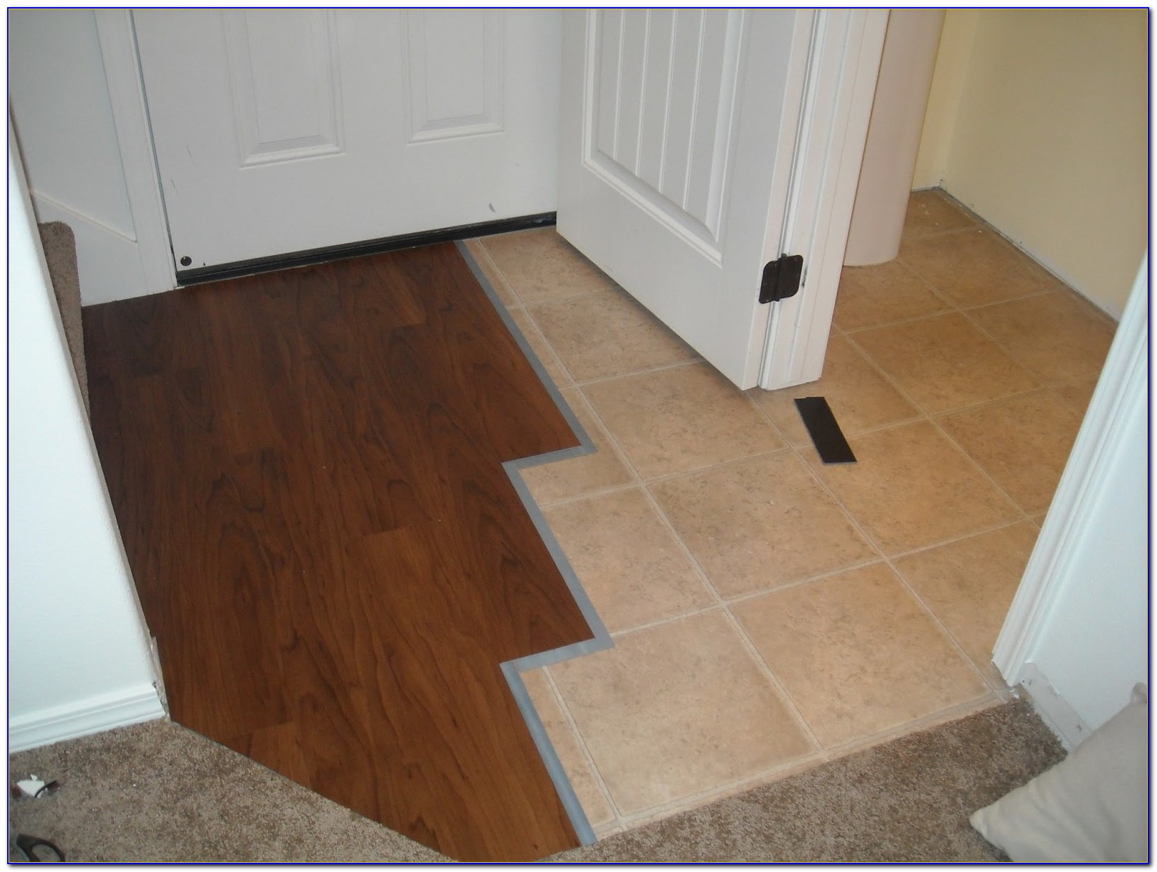 Allure Resilient Plank Flooring Smell