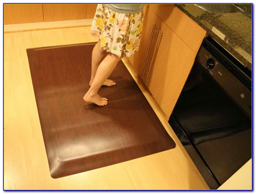 Anti Fatigue Kitchen Floor Mat By Sky Solutions
