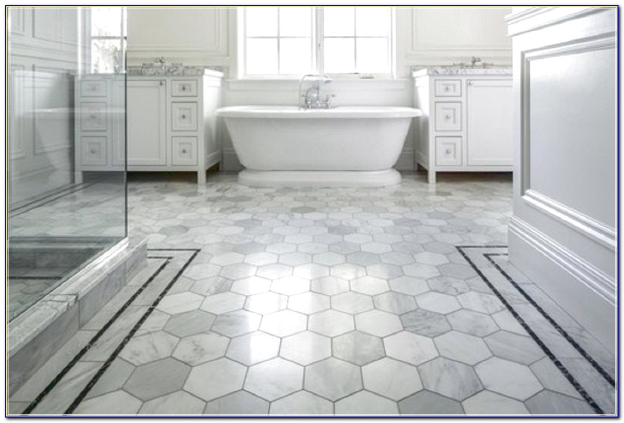 Bathroom Floor Tile Ideas Pinterest