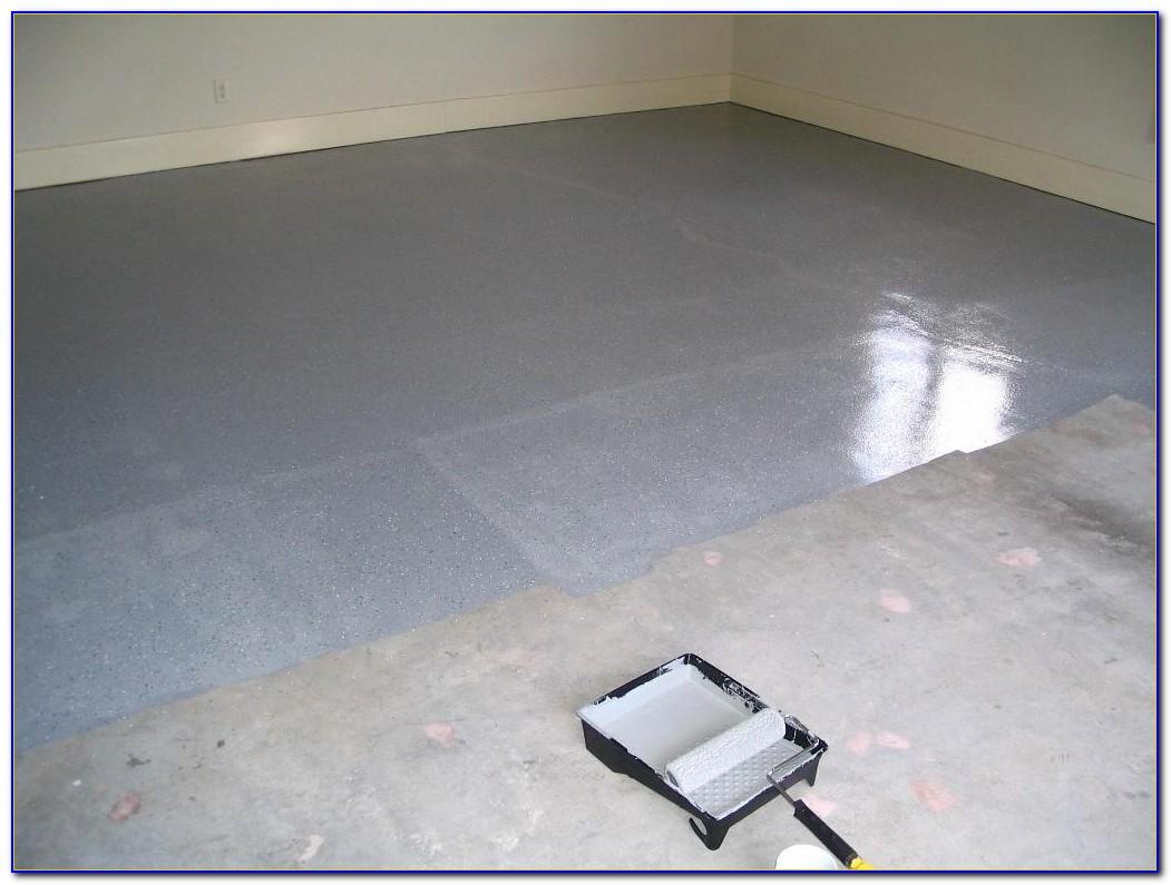Behr Garage Floor Paint Peeling