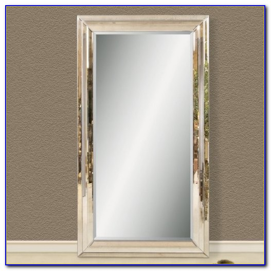 Berke Oversized Leaning Floor Mirror