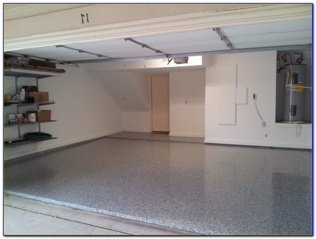 Best Garage Floor Coating 2016