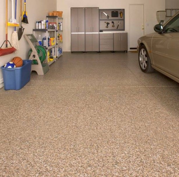 Best Garage Floor Epoxy 100 Solids