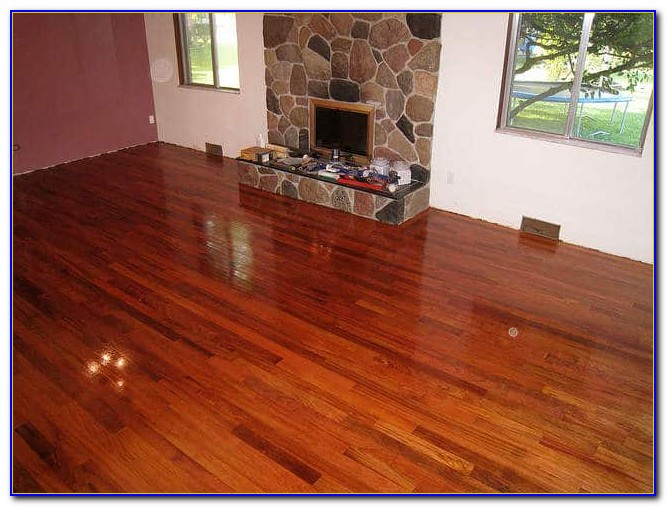 Best Polyurethane Finish For Hardwood Floors
