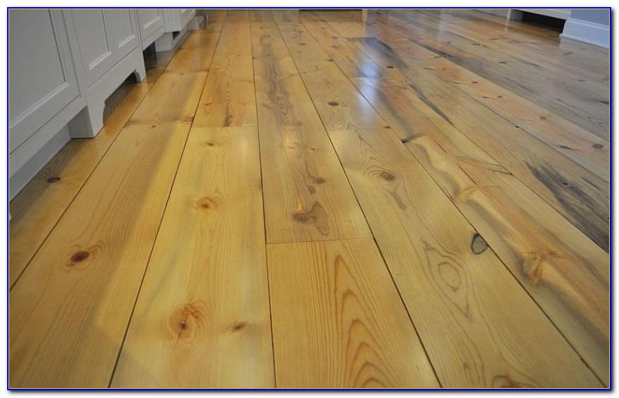 Blue Ridge Gunstock Hardwood Flooring