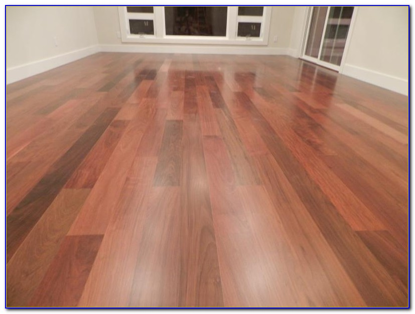 Brazilian Walnut Engineered Hardwood Flooring