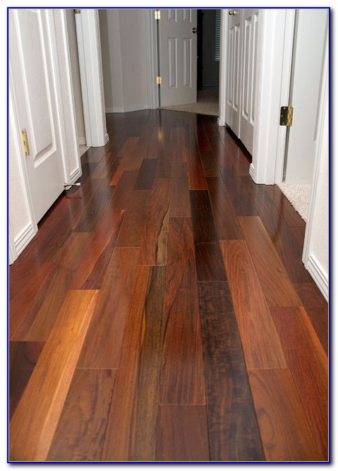 Brazilian Walnut Hardwood Flooring Images