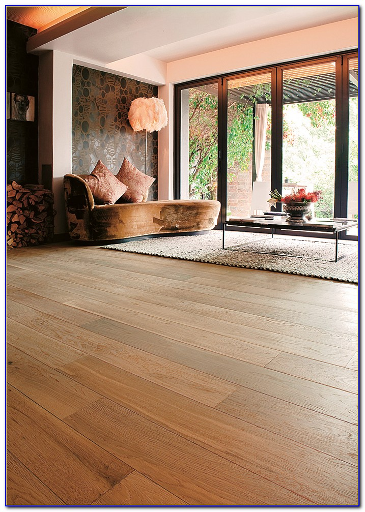 Care For Prefinished Hardwood Floors