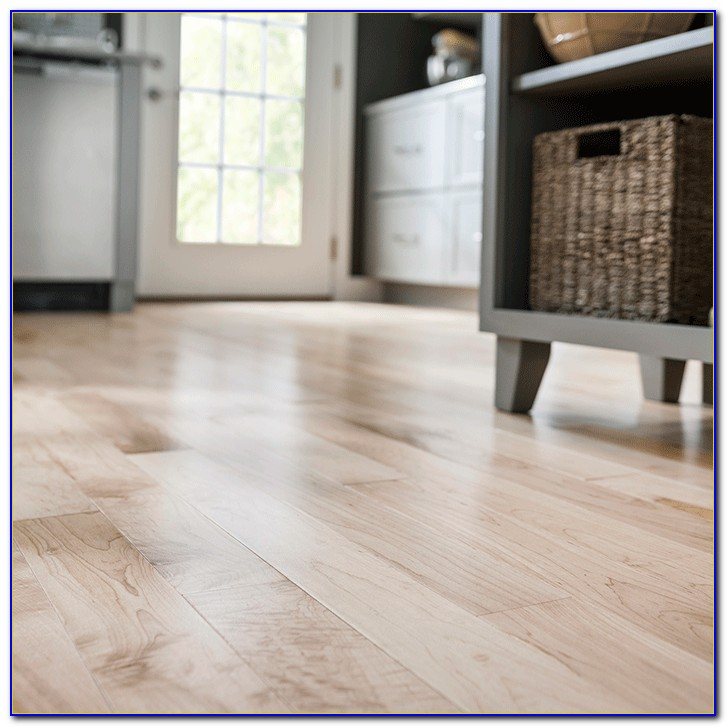 Caring For Hardwood Floors In Kitchen