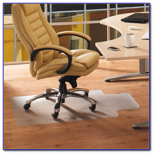 Chair Mat For Hard Floors Clear