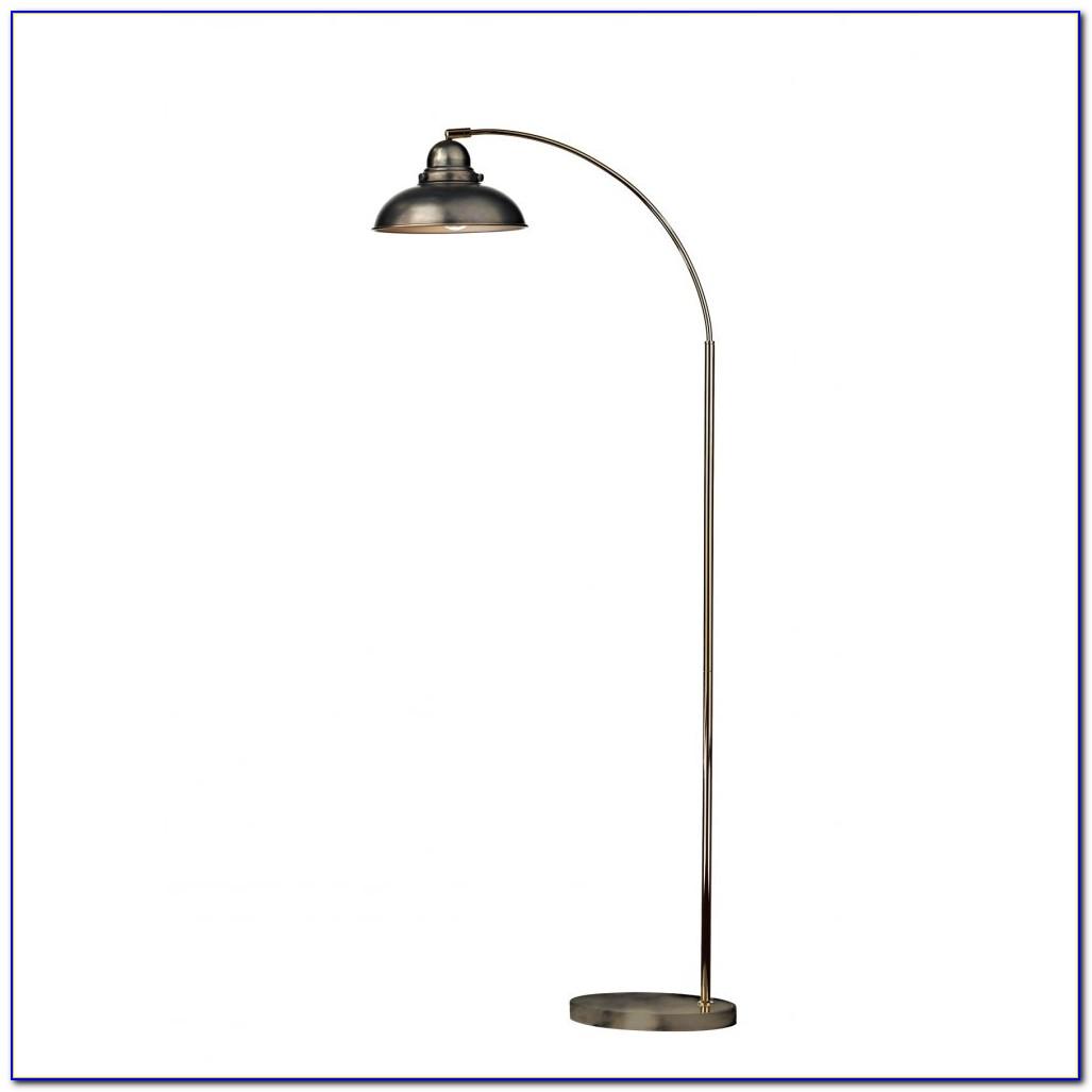 Chrome Arc Floor Lamp Asda