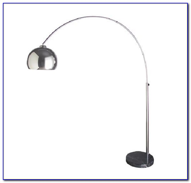 Chrome Arc Floor Lamp Australia
