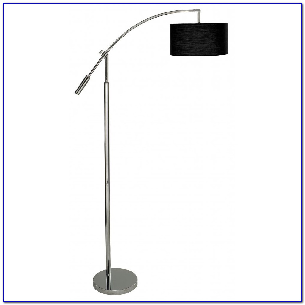 Chrome Arc Floor Lamp Uk