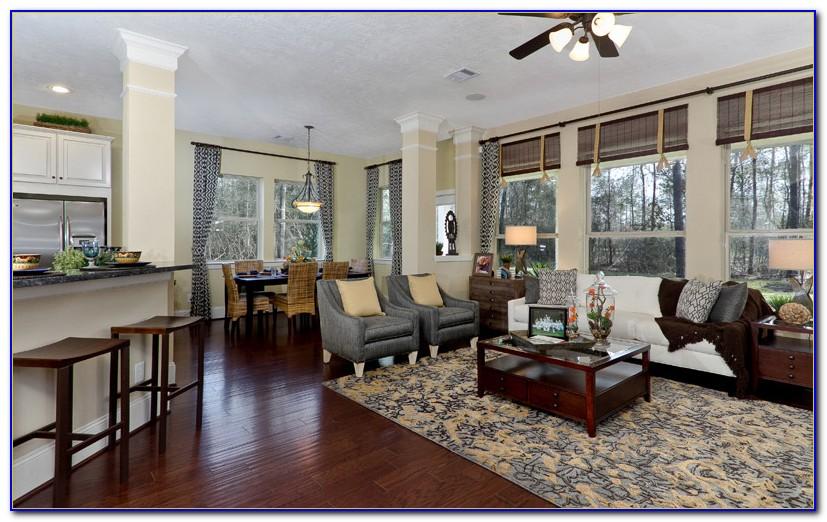 David Weekley Homes Lilac Floor Plan