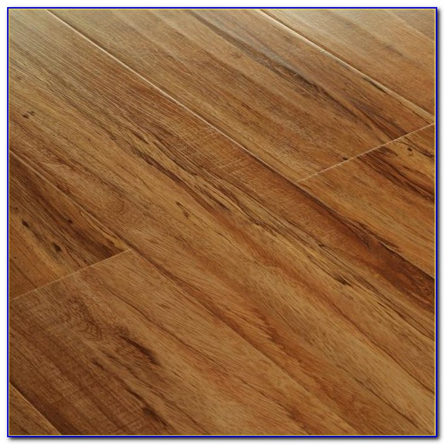Distressed Wood Laminate Flooring